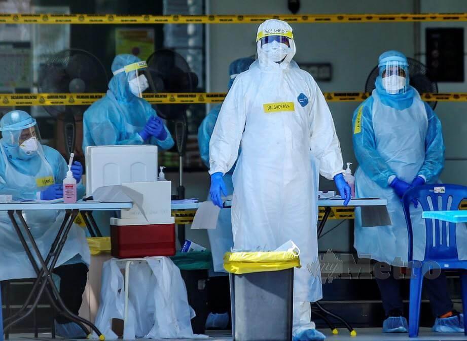 Belanja RM 8.2 Juta, Sarawak Kini Miliki 50 Tan PPE Dan Bekalan Perubatan