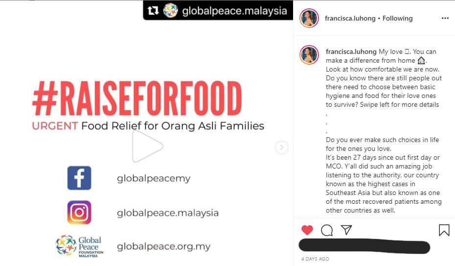 """PKP Bukan Alasan Tak Dapat Cari Pendapatan Atau Membantu,"" Borneon Creatives Ambil Inisiatif Hebat"