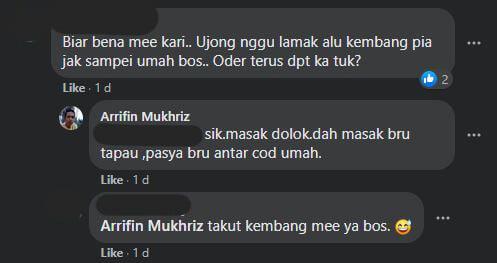 """Sapa Nak COD Mi Maggi?"" Netizen Terhibur Layan Cadangan Jual Mi Segera Lelaki Ini"