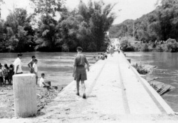 Legenda Tragis Di Sebalik Pembinaan Jambatan Tamparuli Di Sabah