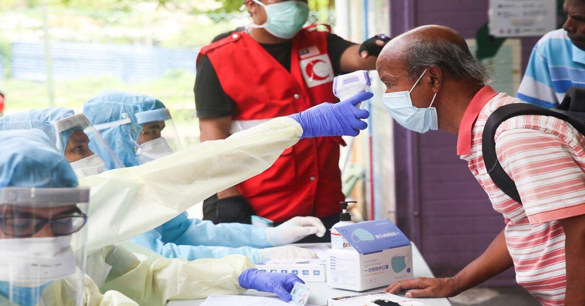 Covid-19 : Negeri Sarawak Mengamalkan Pencegahan Tertinggi Di Malaysia