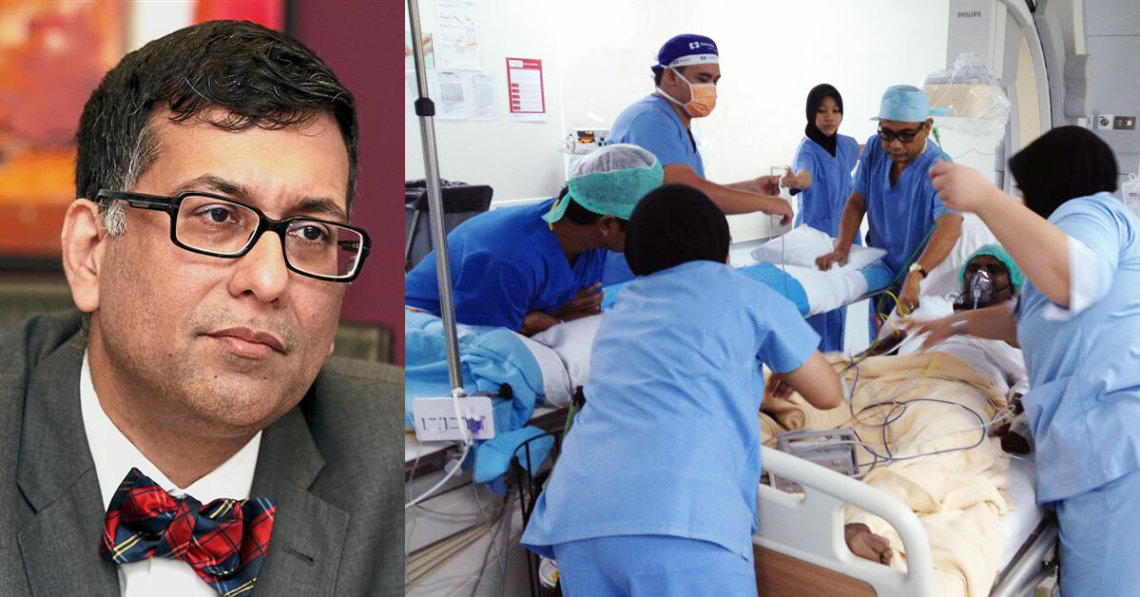 Covid-19 : Hospital Swasta Besar Bersedia Untuk Menerima Pesakit Sekiranya Keadaan Bertambah Teruk