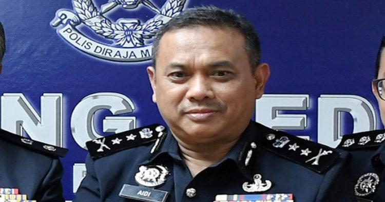 TERKINI : Ketua Polis Sarawak Disahkan Positif COVID-19