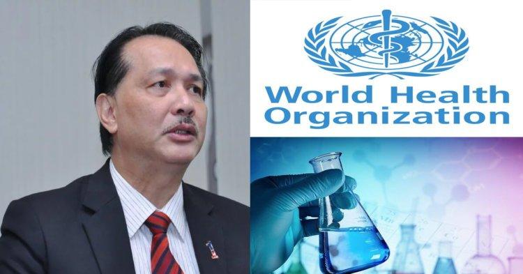 COVID-19 : 9 Hospital Di Malaysia Bakal Mulakan Percubaan Ubat COVID-19 Kajian WHO