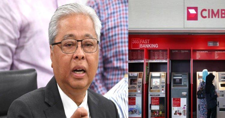 Kerajaan Mengecualikan Yuran Pengeluaran Tunai RM1 Di Semua ATM