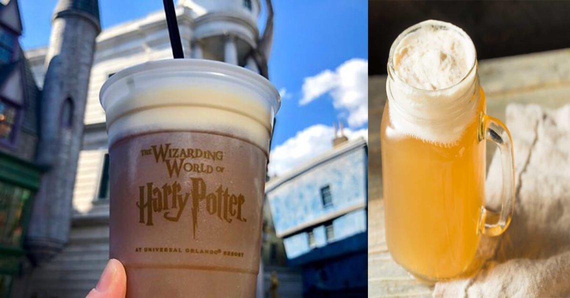 Ini Adalah Cara Membuat 'Butterbeer', Minuman Non-Alcohol Terkenal Dalam Harry Potter