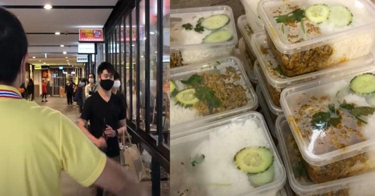 Pemilik Restoran Thai Menawarkan Satu Hidangan Percuma Sekali Sehari Untuk Pelajar Asing Di Australia