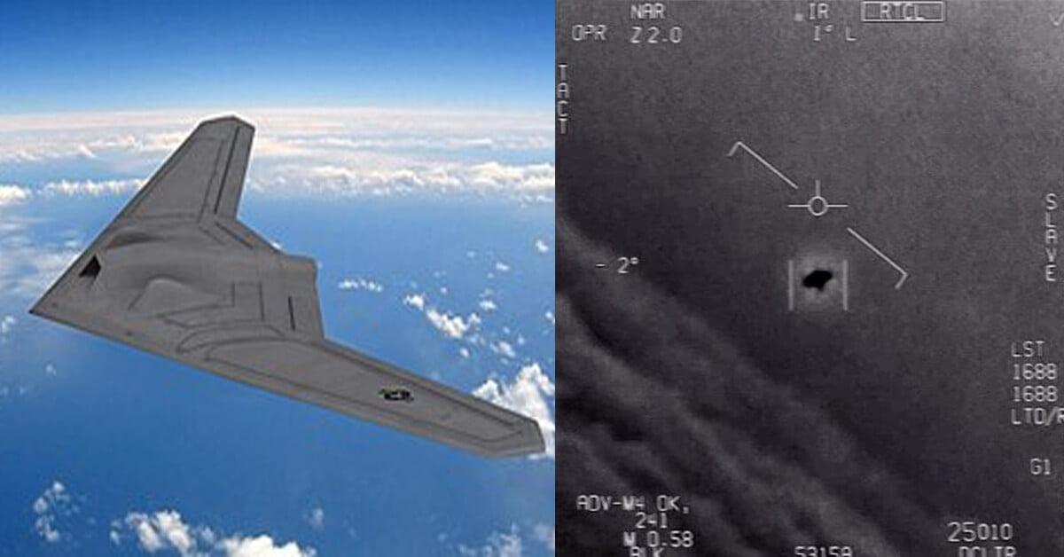 Ibu Pejabat Jabatan Pertahanan Amerika Syarikat Dedahkan 3 Rakaman UFO
