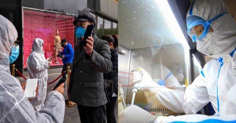 Risau COVID-19 Kembali Tular, Kes Tanpa Simptom Kini Dilapor Sebagai Kes Positif Di China