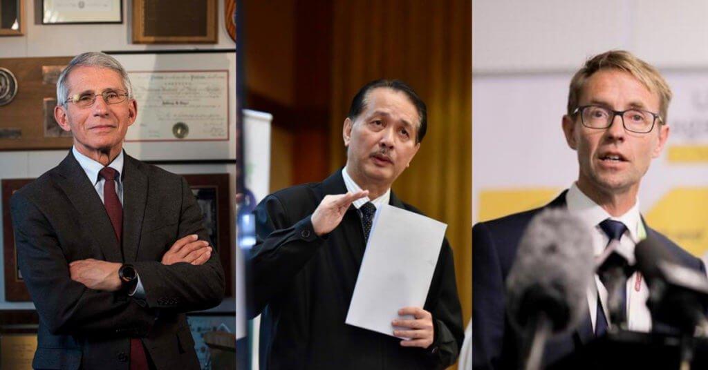DG Hisham Dilapor Antara 'Wajah Paling Dipercayai' Di Dunia