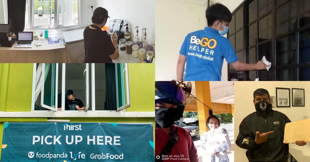 Photo of Lihat Bagaimana Syarikat Pemula Di Sarawak Ini 'Berjuang' Sepanjang PKP