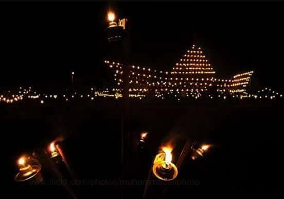 Pesta Bertuntung, Tradisi Istimewa Melayu Sarawak Setiap Kali Menjelang Syawal