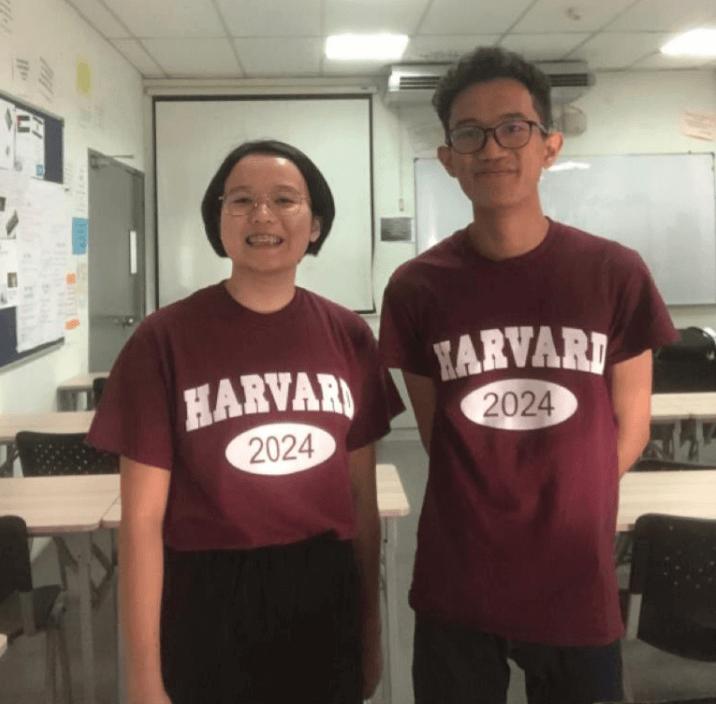Antara 4% Yang Terpilih Di Dunia, 2 Pelajar Malaysia Ini Berjaya Diterima Ke Harvard