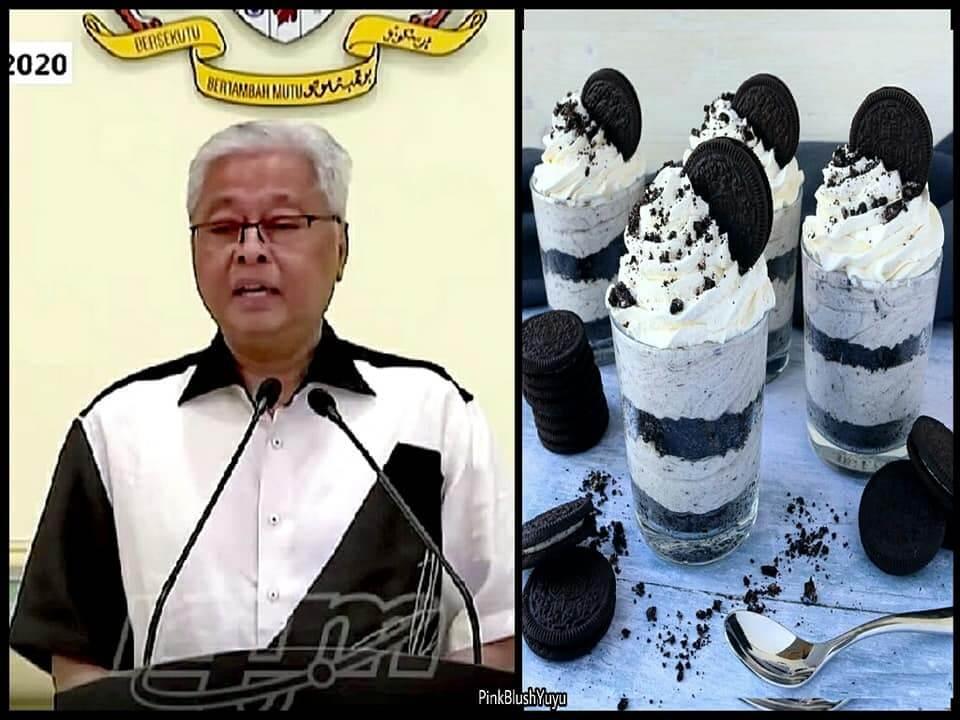 Terliur Lihat Baju Menteri Pertahanan, Penampilan Batik Disamakan Dengan Hidangan Ramadan