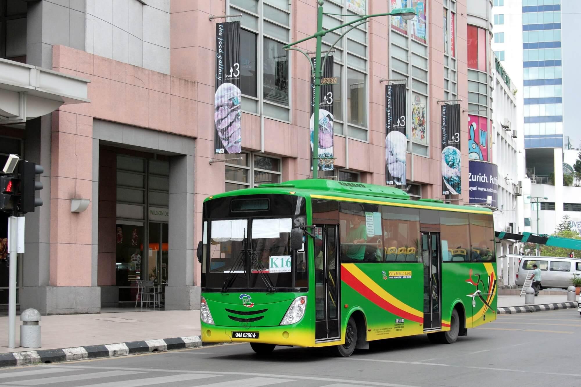 Tambang Bas Henti Henti Di Sarawak Kini Hanya RM1 Untuk 1 Perjalanan