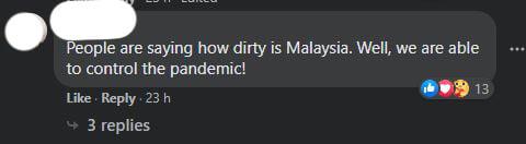 Netizen Malaysia Beri Penjelasan Padu Apabila Isu Pawagam Berkulat Dikritik Orang Barat