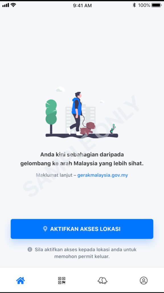 Lebih Ringkas Dan Cun, Lelaki Ini Reka Semula 'User Interface' Aplikasi Gerak Malaysia