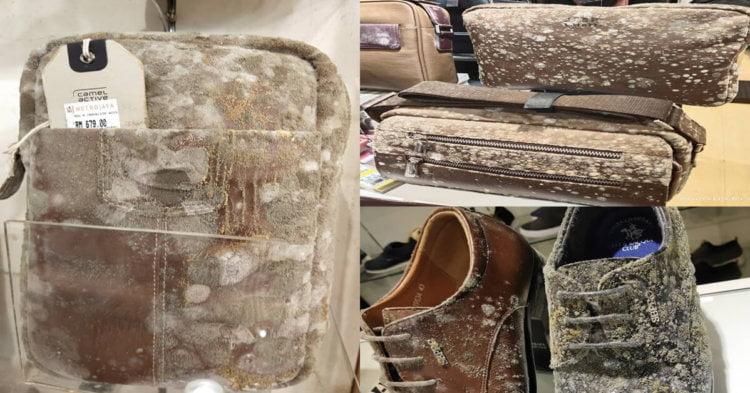 Dua Bulan Kedai Tak Dibuka, Semua Produk Leather Berkulat