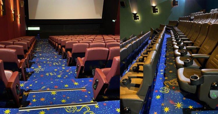 GS Cinema Dedahkan Cara Penjagaan Panggung Wayang Semasa PKP
