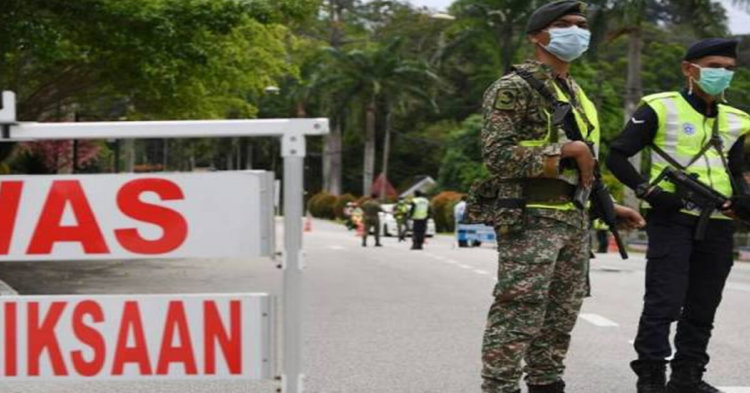 PDRM dan ATM Akan Memeriksa Rumah Ke Rumah Semasa Hari Raya Semasa PKPB