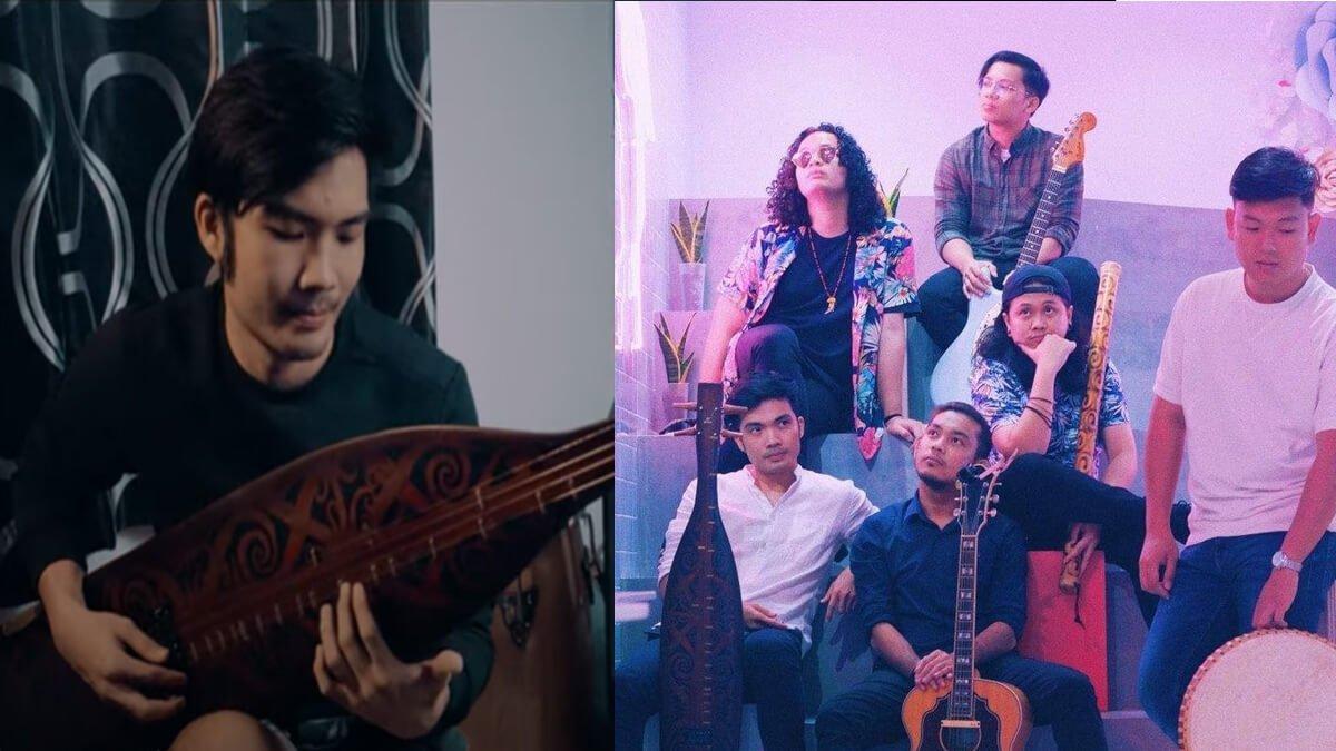 Band Dari Sarawak Tampil Kreatif Hasilkan Cover Lagu Raya Guna Sape