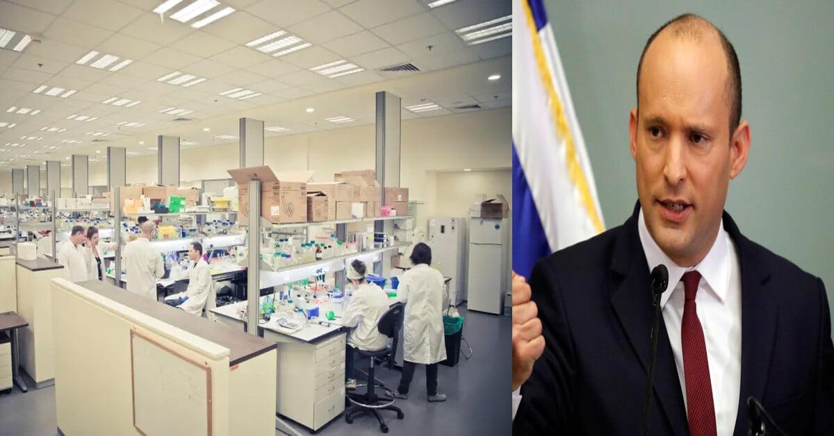 IIBR Israel Menemui Antibodi Yang Meneutralkan Virus COVID-19