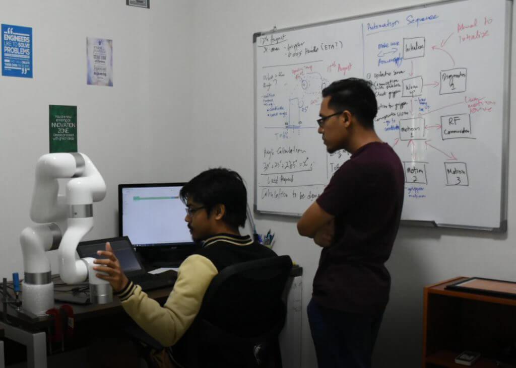 Memanfaatkan Teknologi Masa PKP, Ini Solusi Kreatif 'Startup' Sarawak