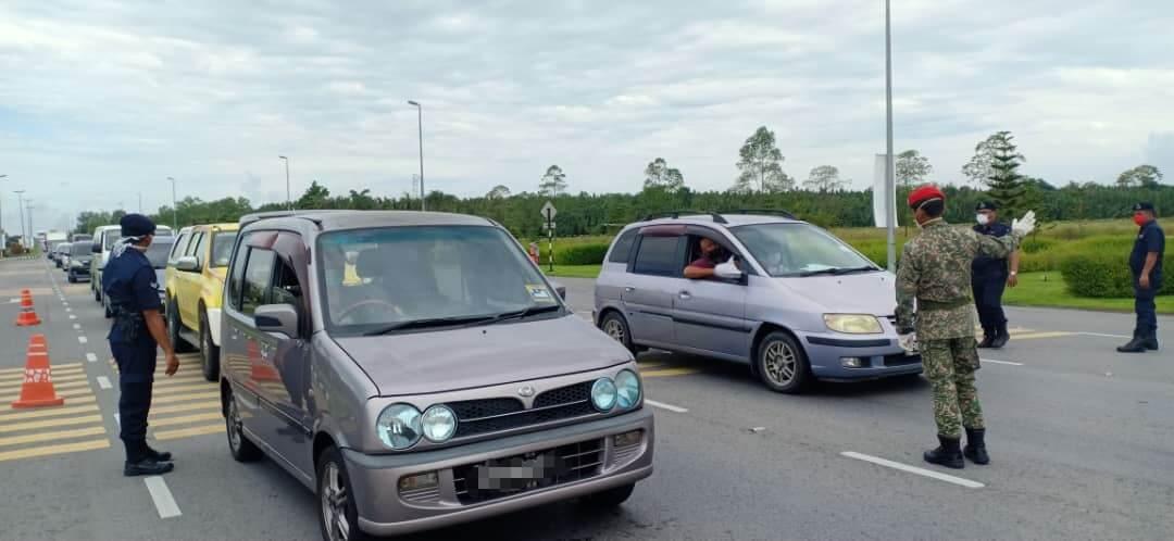 Arahan Baru Telah Diwartakan, Sarawak Ikut Benarkan Empat Orang Dalam Satu Kenderaan