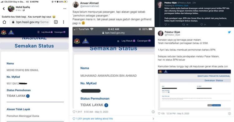 Tercicir Dari Senarai BPN, Hanya Dapat Bantuan RM500 Jadi Perbualan Hangat Netizen