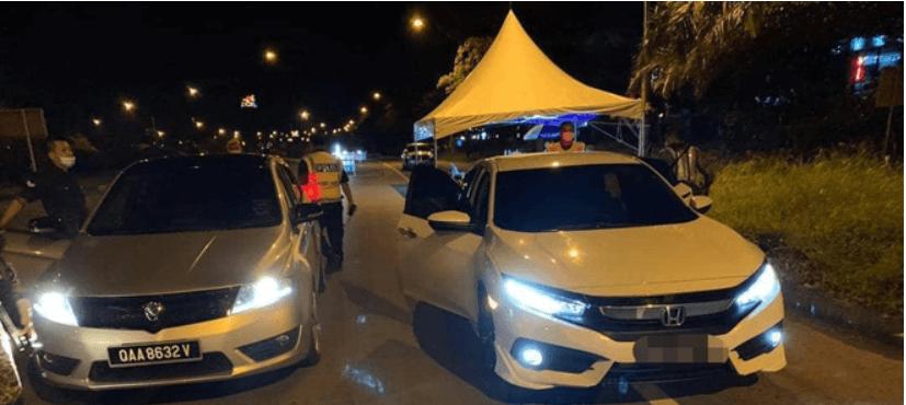 Lelaki Mabuk Cuba Rentas Daerah Di Kuching, Hambur Kata Kata Kesat Kepada Polis