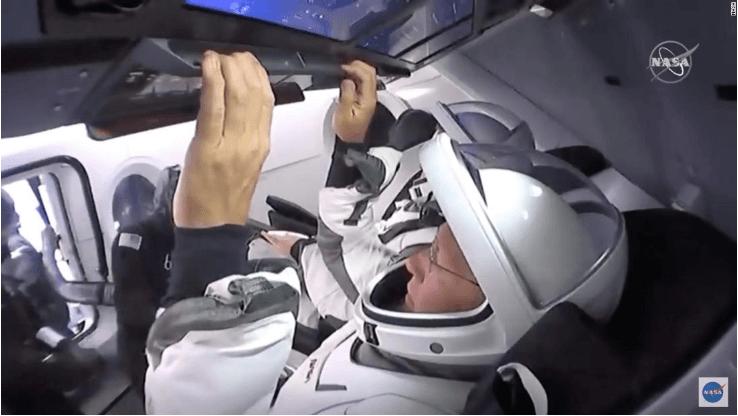 Sejarah Tercipta, Space X Muncul Syarikat Swasta Pertama Hantar Manusia Ke Angkasa