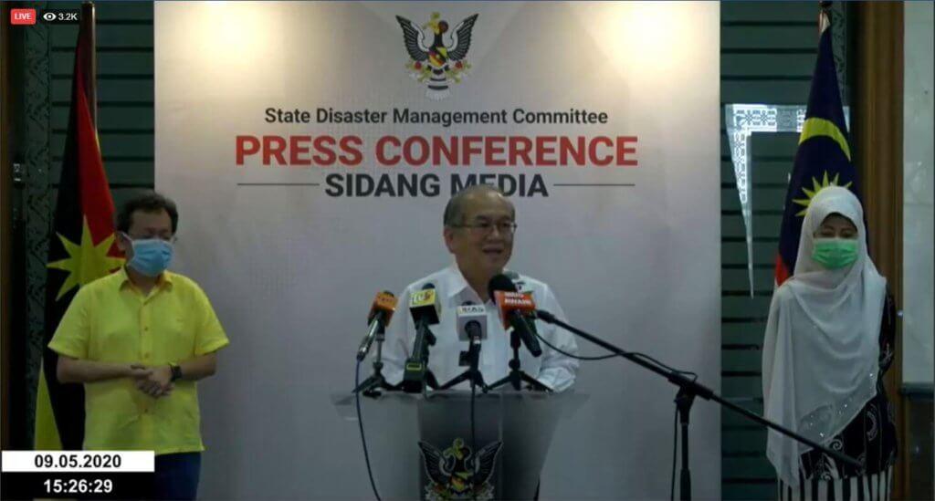 Sarawak Benarkan Sektor Ekonomi Beroperasi Bermula Dari 12 Mei, SOP Ketat Akan Disediakan