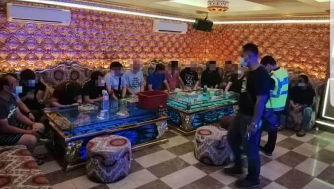 Terlalu Gian Nak Berhibur Masa PKPB, 31 Orang Ditahan Di Pusat Hiburan Di Kuching