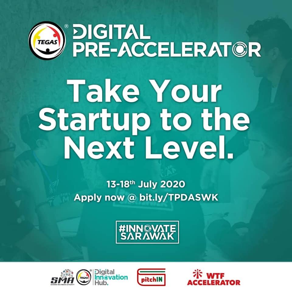 Program Digital Pre-Accelerator TEGAS Bakal Dilancarkan Buat Julung Kalinya Tahun Ini