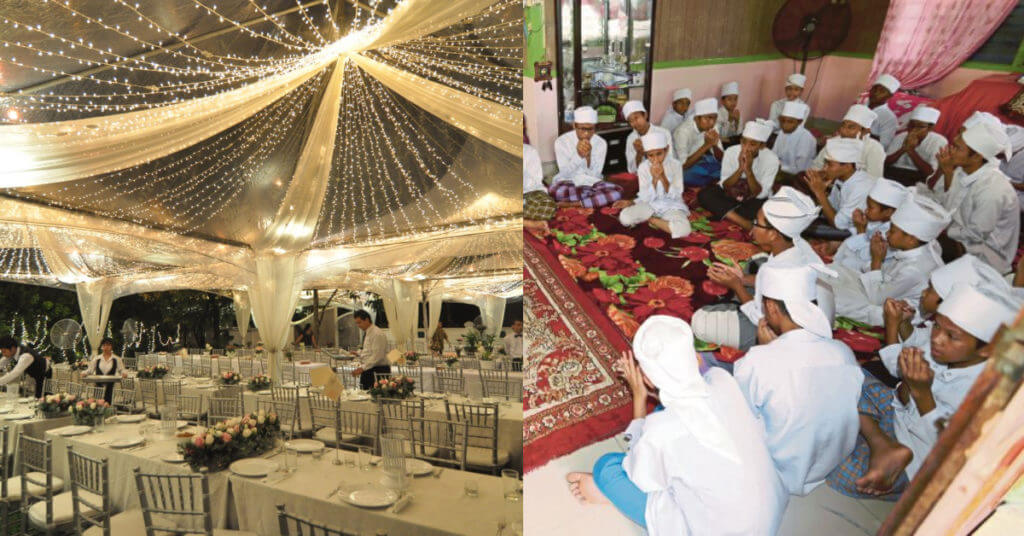 Terhad Kepada 250 Orang, Kenduri Serta Majlis Keagamaan Dibenarkan Mulai 1 Julai