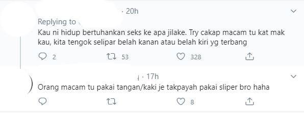 """""""Wanita Objek Seks,"""" Perkongsian Lelaki Ini Dalam Twitter Mengundang Kecaman Netizen"""