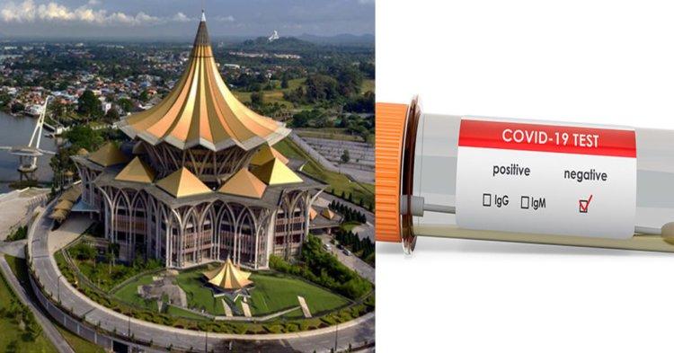 Sarawak Catat Kadar Sembuh Setinggi 95.50%, Hanya Lapan Orang Kini Dirawat