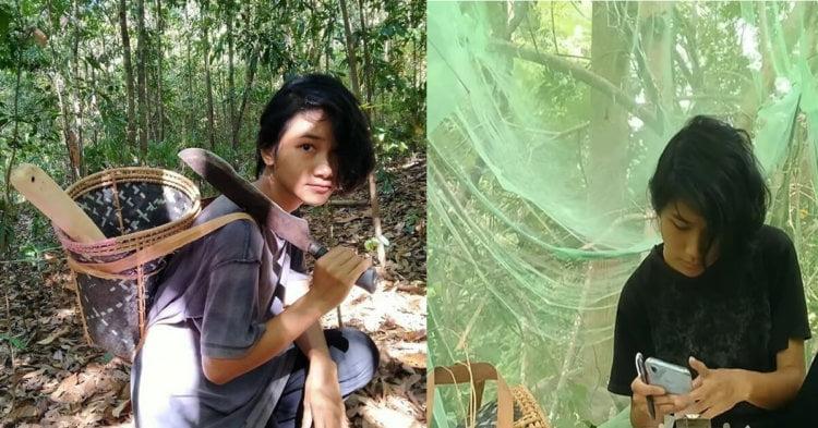 Demi Capaian Internet Untuk Peperiksaan, Pelajar Sabah Ini Sanggup Duduk Atas Pokok Selama 24 Jam