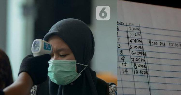 Wanita Ini Kongsi Pengalaman Pelik Dihubungi Lelaki Periksa Suhu