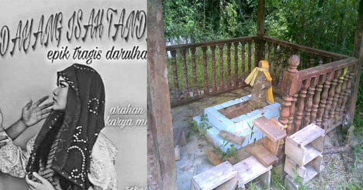 Kisah Dang Isah Tandang Sari, Legenda Sarawak Tentang Gadis Jadi Mangsa Kecantikan Sendiri