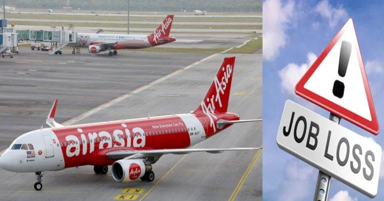 Industri Penerbangan Kian Parah, AirAsia Hentikan 333 Orang Pekerja