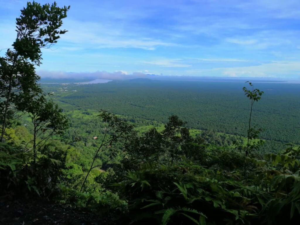 Gunung Ngeli, Port Hiking Yang Sesuai Untuk Beginner Di Simunjan