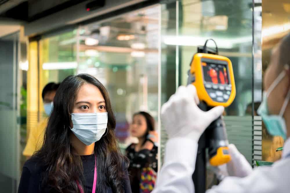 Tak Perlu Ambil Suhu Di Setiap Kedai, Kini Cukup Di Pintu Masuk Utama Pusat Beli Belah Sahaja