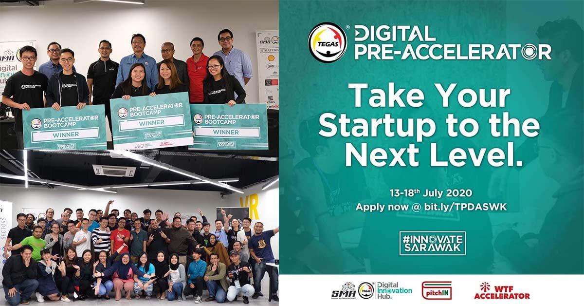 Photo of Program Digital Pre-Accelerator TEGAS Bakal Dilancarkan Buat Julung Kalinya Tahun Ini