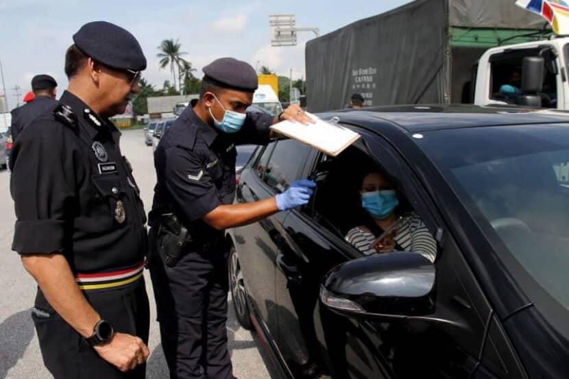 Sarawak Dibahagikan Kepada 2 Zon, Pergerakan Rentas Zon Perlu Izin Polis