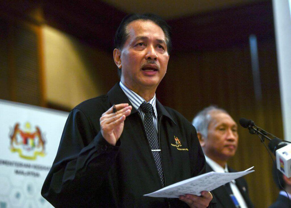 Tidak Mustahil Ada PKPD Di Sarawak Jika Kes Meningkat - DG Hisham