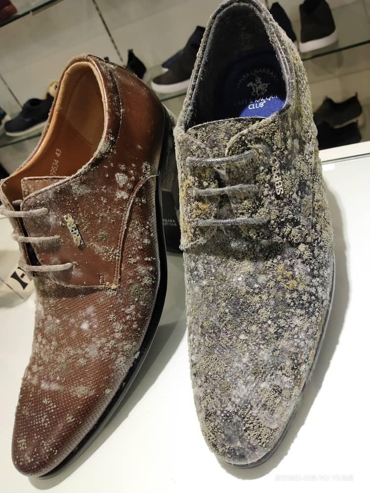 Dua Bulan Kedai Tak Dibuka, Habis Semua Produk Leather Berkulat