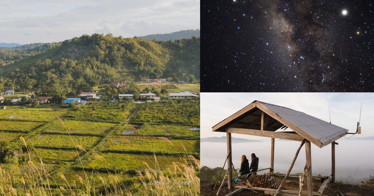 Photo of Stargazing Atas Puncak Bukit, Lelaki Ini Kongsi 11 Perkara Menarik Dan Best Di Bario