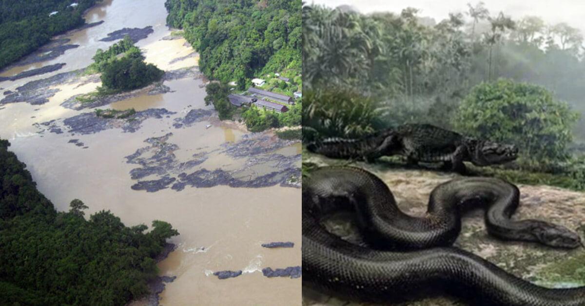 Photo of Puaka Jeram Pelagus, Batu Jeram Bahaya Yang Berasal Dari Seekor Ular Gergasi