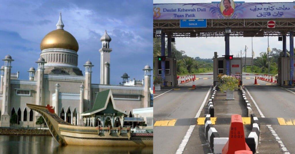 Isu Caj Keluar Masuk Brunei, Penduduk Limbang Lawas Terbeban
